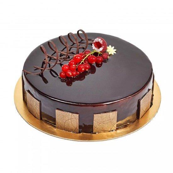 Yummy Special Chocolate Rambo Cake Half kg