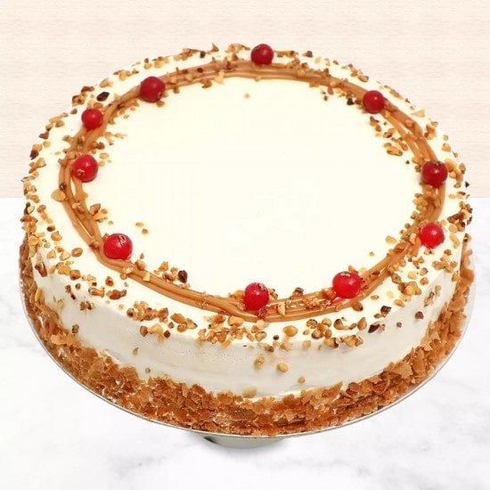 Butterscotch Mothers Day Cake Half kg